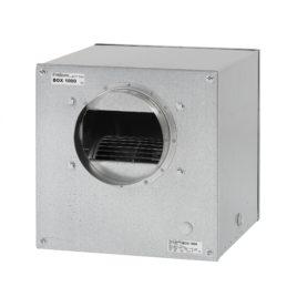 Afzuigbox staal 250 m3/h