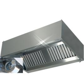 Afzuigkap doosmodel met motor 1000x950x540 mm
