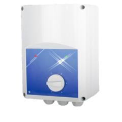 Traforegelaar 3.5 ampère – 1 fase met beveiliging