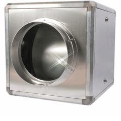 aluminium ventilatorbox 1000 m3/h