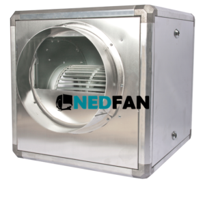 aluminium ventilatorbox 5000 m3/h