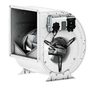 energiezuinige ventilator 12710 m3/h