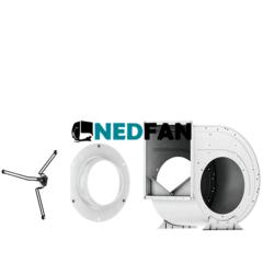 energiezuinige ventilator 9650 m3/h