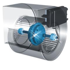 afzuigkap ventilator 1500 m3/h