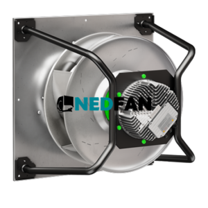 hogedruk ventilator 5940 m3/h